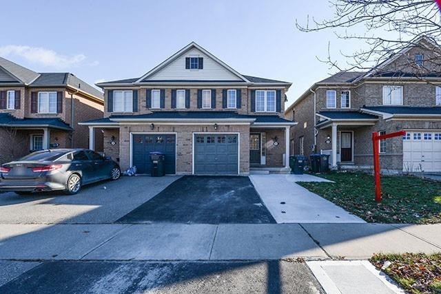 House for sale at 31 Kintyre Street Brampton Ontario - MLS: W4319532