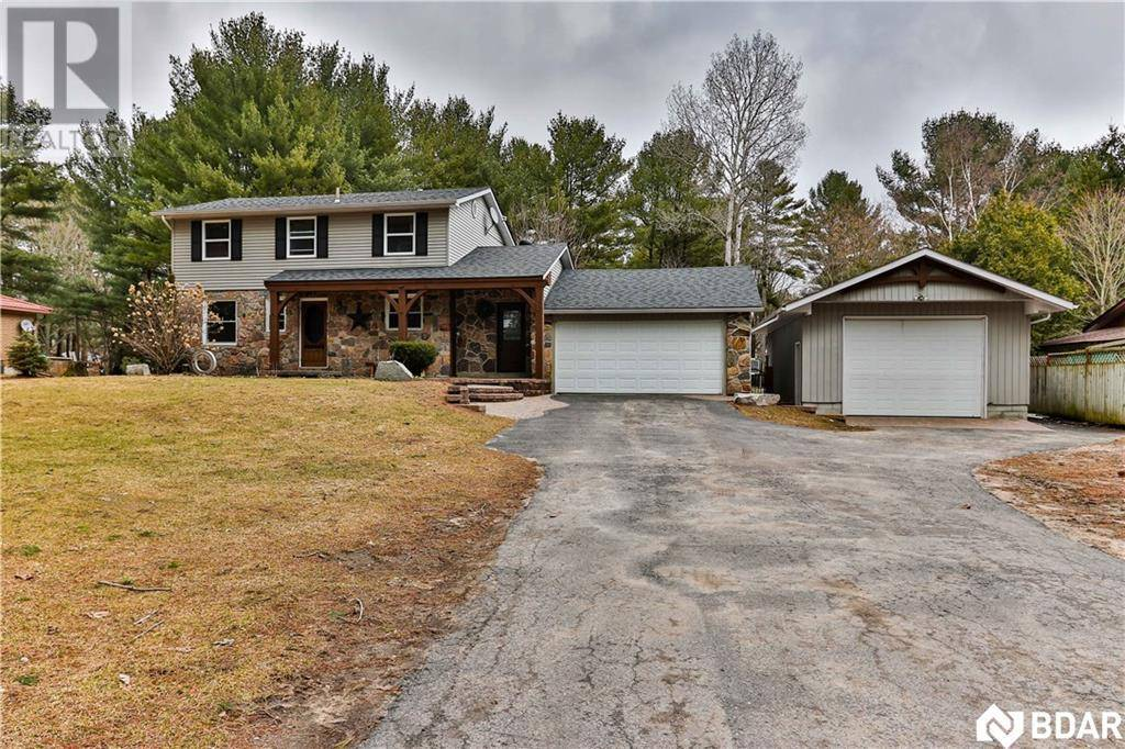 House for sale at 31 Lawrence Ave Anten Mills Ontario - MLS: 30800145