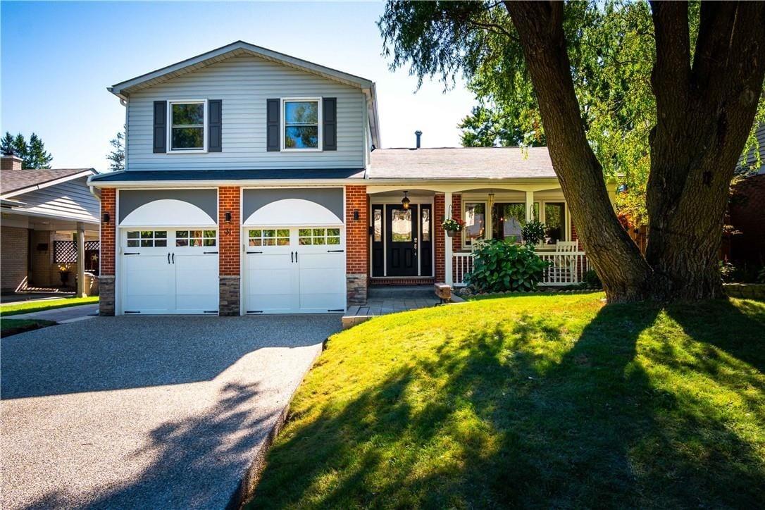 House for sale at 31 Little John Rd Dundas Ontario - MLS: H4088755