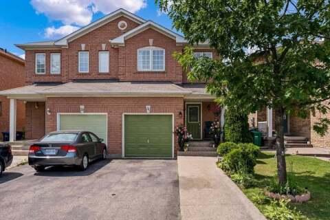 Townhouse for sale at 31 Lonestar Cres Brampton Ontario - MLS: W4845367