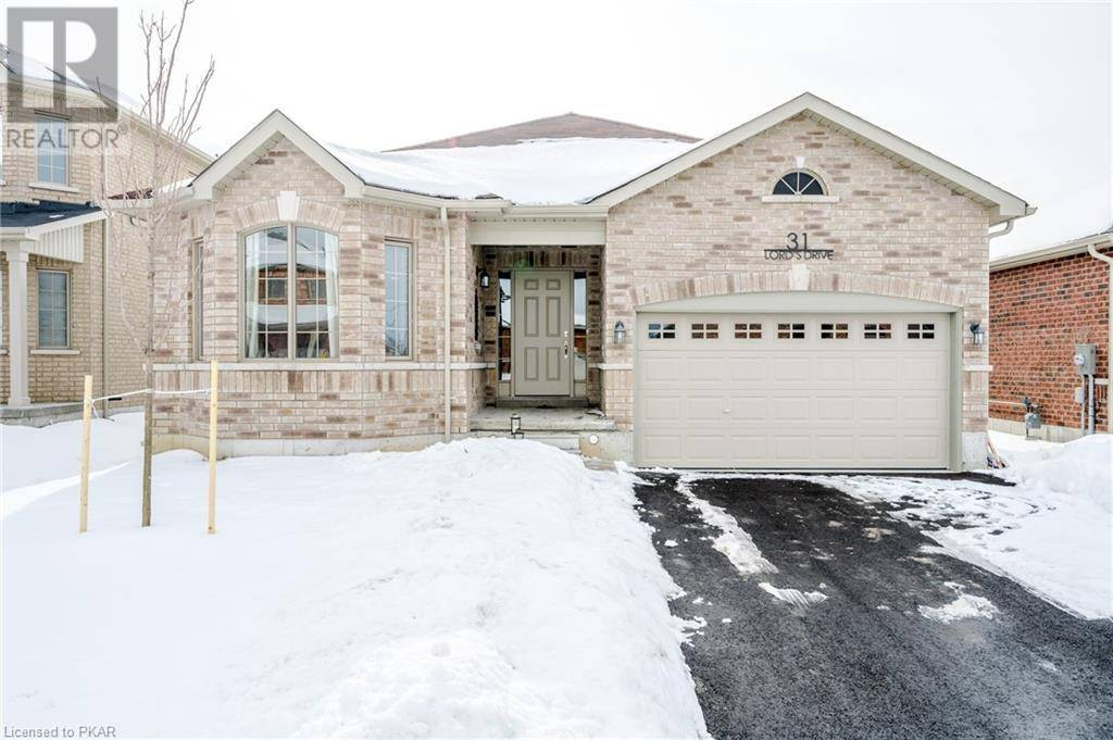 House for sale at 31 Lords Dr Hastings Ontario - MLS: 244517