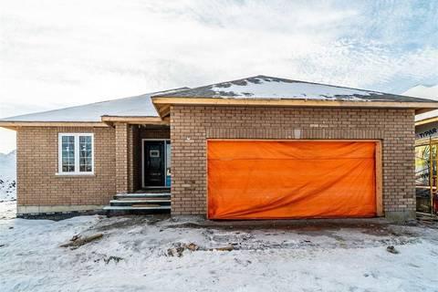 House for sale at 0 Claxton Cres Kawartha Lakes Ontario - MLS: X4662418