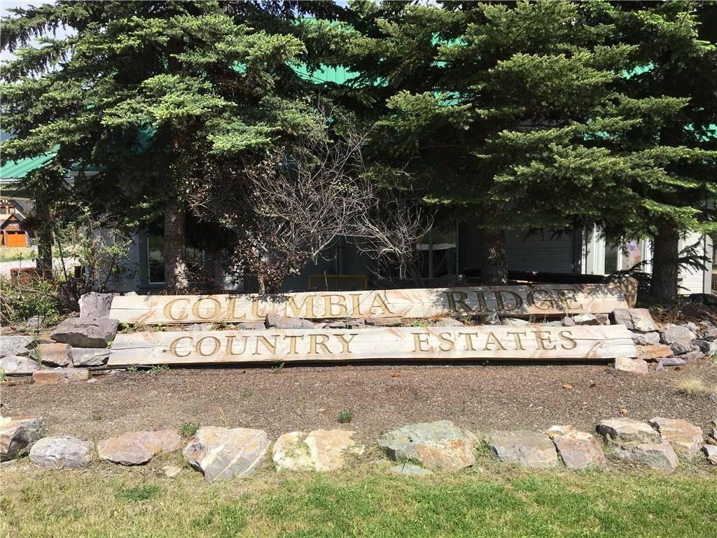 Residential property for sale at Lot 31 Columbia Ridge Drive  Unit 31 Fairmont/columbia Lake British Columbia - MLS: 2438143