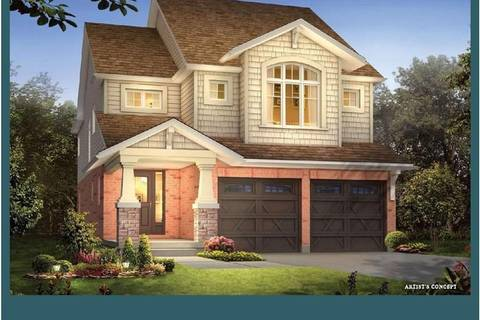 House for sale at 0 Bawcutt Cres Unit 31 Paris Ontario - MLS: 30733003