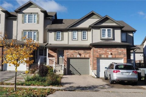 Townhouse for sale at 31 Madeleine St Kitchener Ontario - MLS: 40036480