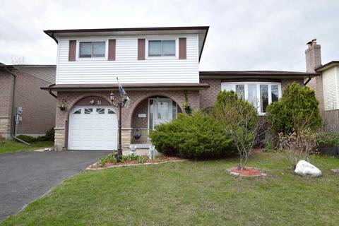 House for sale at 31 Mansfield Cres Whitby Ontario - MLS: E4437424