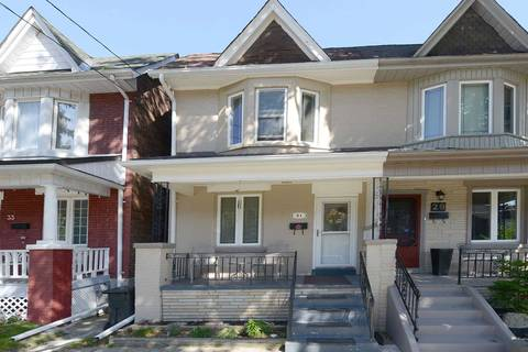 Townhouse for sale at 31 Mapleview Ave Toronto Ontario - MLS: W4571802
