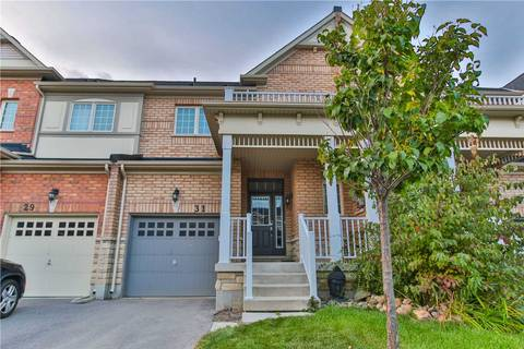 Townhouse for sale at 31 Mccardy Ct Caledon Ontario - MLS: W4594339