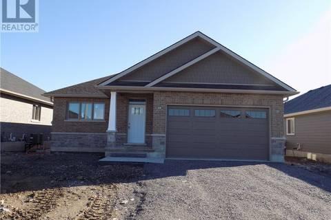 House for sale at 31 Mercedes Dr Belleville Ontario - MLS: 203063