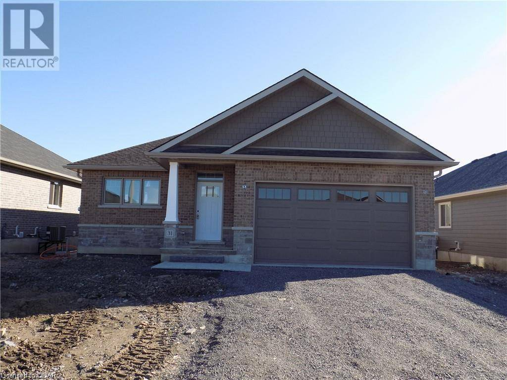 House for sale at 31 Mercedes Dr Belleville Ontario - MLS: 239098