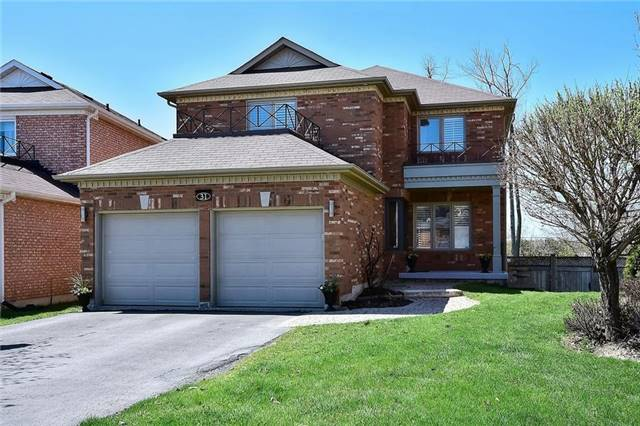 Sold: 31 Mojave Crescent, Richmond Hill, ON