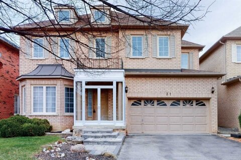 House for sale at 31 Nappa St Richmond Hill Ontario - MLS: N4995267