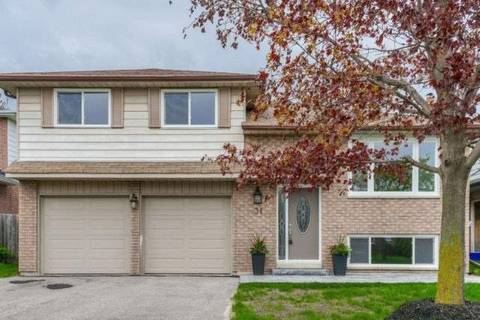 House for sale at 31 Oakmeadow Blvd Georgina Ontario - MLS: N4452968