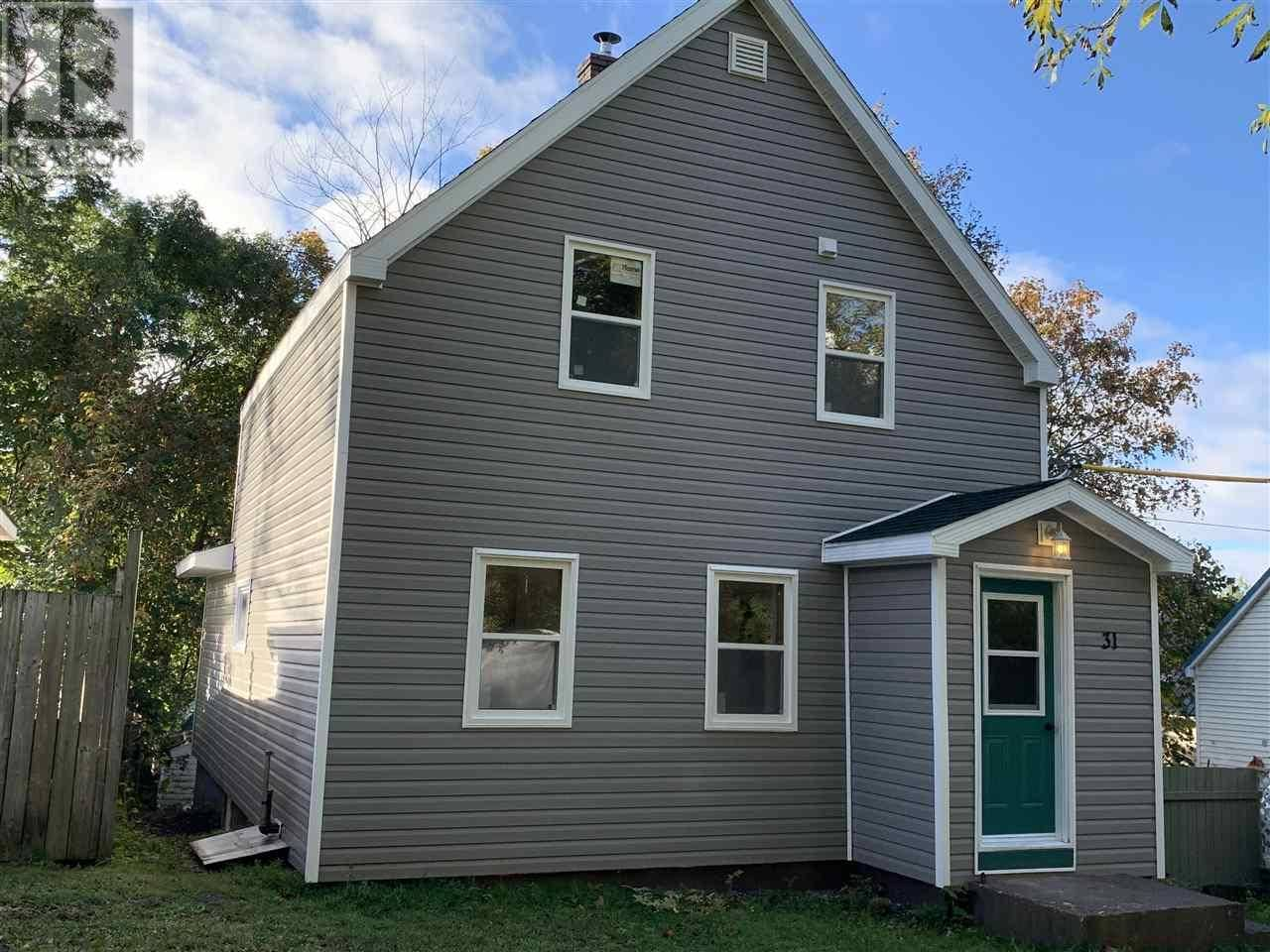 House for sale at 31 Prince Albert St Pictou Nova Scotia - MLS: 201924710