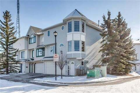 Townhouse for sale at 31 Prominence Vw Southwest Calgary Alberta - MLS: C4302688