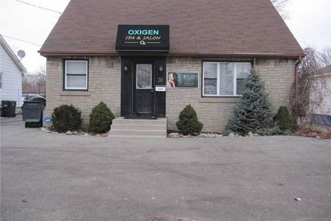 Commercial property for sale at 31 Queen St Mississauga Ontario - MLS: W4695217
