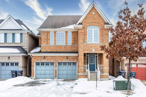 House for sale at 31 Rambling Oak Dr Brampton Ontario - MLS: W4699698