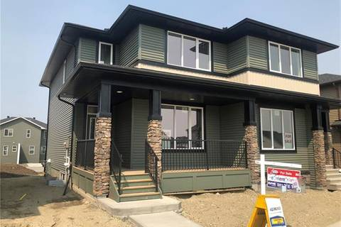 Townhouse for sale at 31 Ravenstern Point(e) Southeast Airdrie Alberta - MLS: C4224579