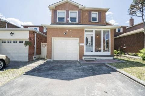 House for sale at 31 Rayward Ct Toronto Ontario - MLS: E4546353