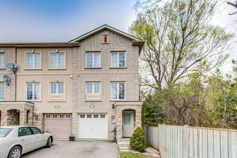 Townhouse for sale at 31 Rodeo Ct Toronto Ontario - MLS: C4445942