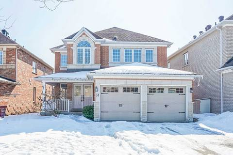 House for sale at 31 Royal Gala Cres Richmond Hill Ontario - MLS: N4699673