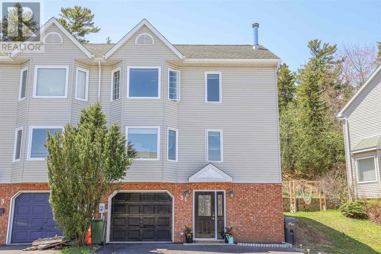 Townhouse for sale at 31 Royal Masts Wy Bedford Nova Scotia - MLS: 202008533