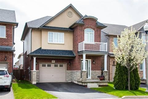 House for sale at 31 Saybrook Garden  Stoney Creek Ontario - MLS: H4053872
