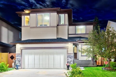 House for sale at 31 Silverado Ridge Li SW Calgary Alberta - MLS: A1055878