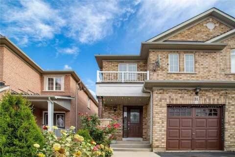 Townhouse for sale at 31 Skylar Circ Brampton Ontario - MLS: W4934624