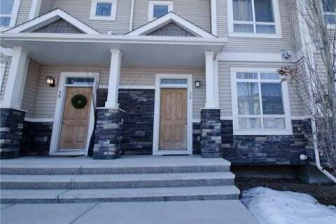 Townhouse for sale at 31 Skyview Ranch Garden(s) Northeast Calgary Alberta - MLS: C4283553