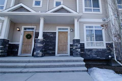 Townhouse for sale at 31 Skyview Ranch Garden(s) Northeast Calgary Alberta - MLS: C4283553