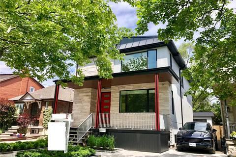 House for sale at 31 Smithfield Dr Toronto Ontario - MLS: W4497089