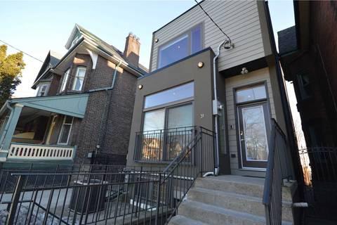 House for sale at 31 Springhurst Ave Toronto Ontario - MLS: W4733474