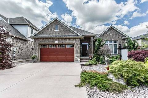 House for sale at 31 Sugar Maple Rd Thorold Ontario - MLS: X4512897