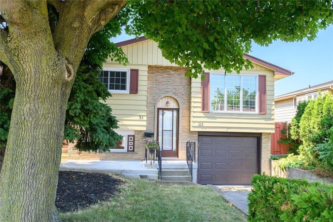 House for sale at 31 Summerlea Dr Hamilton Ontario - MLS: H4082355