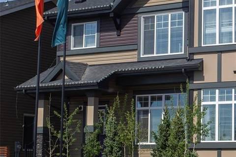 Townhouse for sale at 31 Sunrise Ht Cochrane Alberta - MLS: C4270155