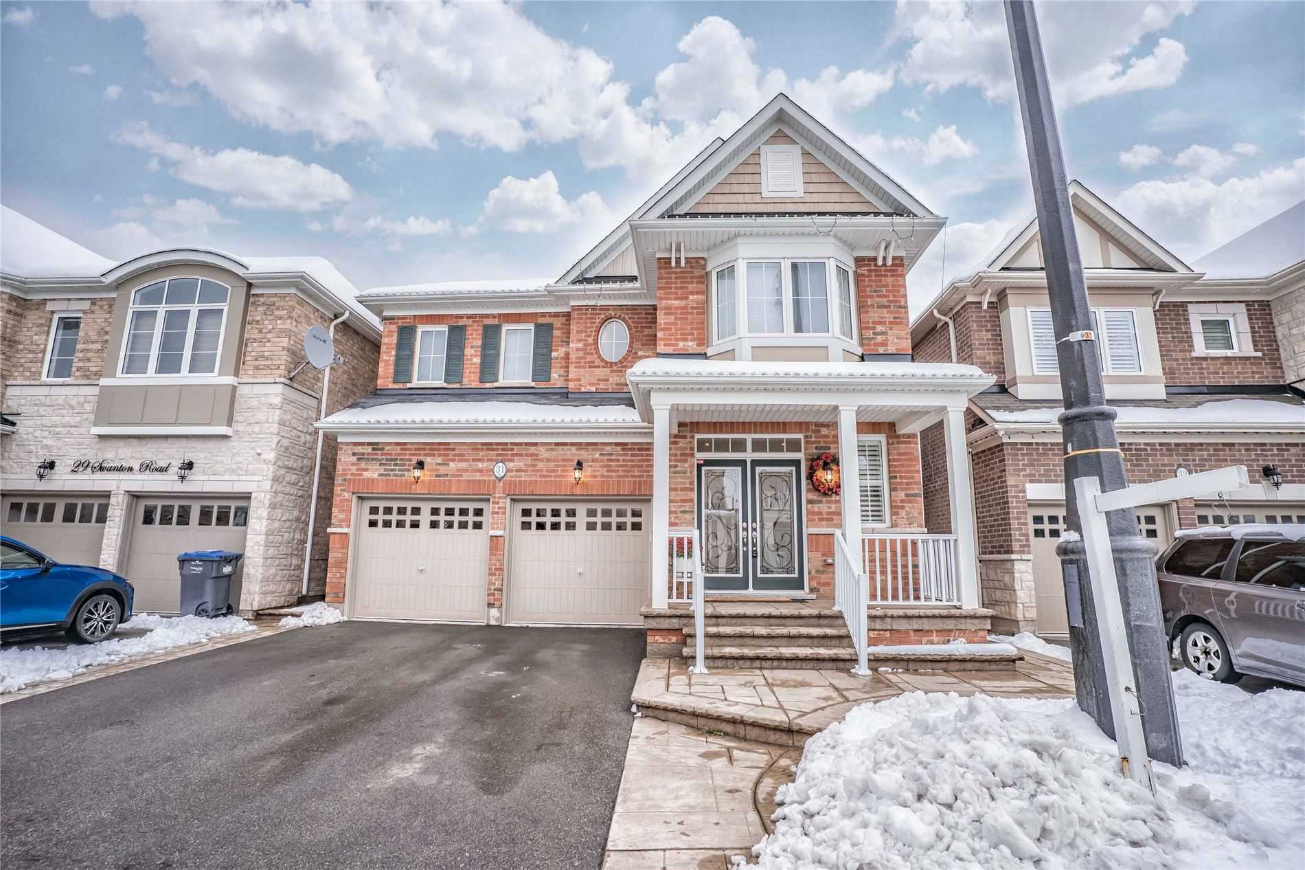 For Sale: 31 Swanton Road, Brampton, ON | 4 Bed, 4 Bath House for $1344000.00. See 12 photos!