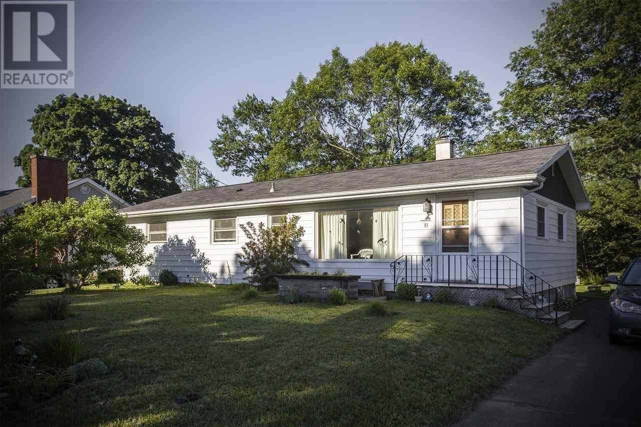 House for sale at 31 Taylor Dr Middleton Nova Scotia - MLS: 201901550
