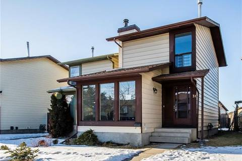 Townhouse for sale at 31 Templemont Dr Northeast Calgary Alberta - MLS: C4283035