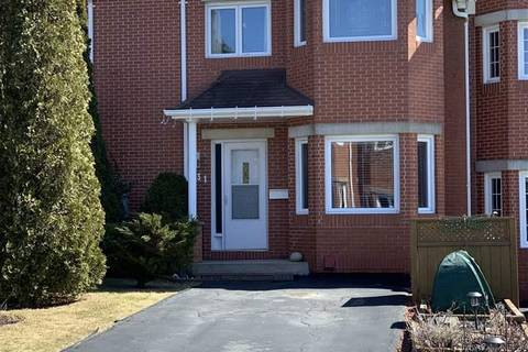 Townhouse for sale at 31 Trailwood Pl Halifax Nova Scotia - MLS: 201906644