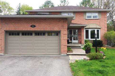 House for sale at 31 Valley Cres Aurora Ontario - MLS: N4392837