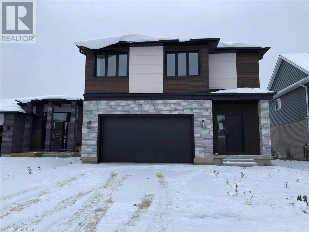 House for sale at 31 Veale Cres Strathroy Ontario - MLS: 234203