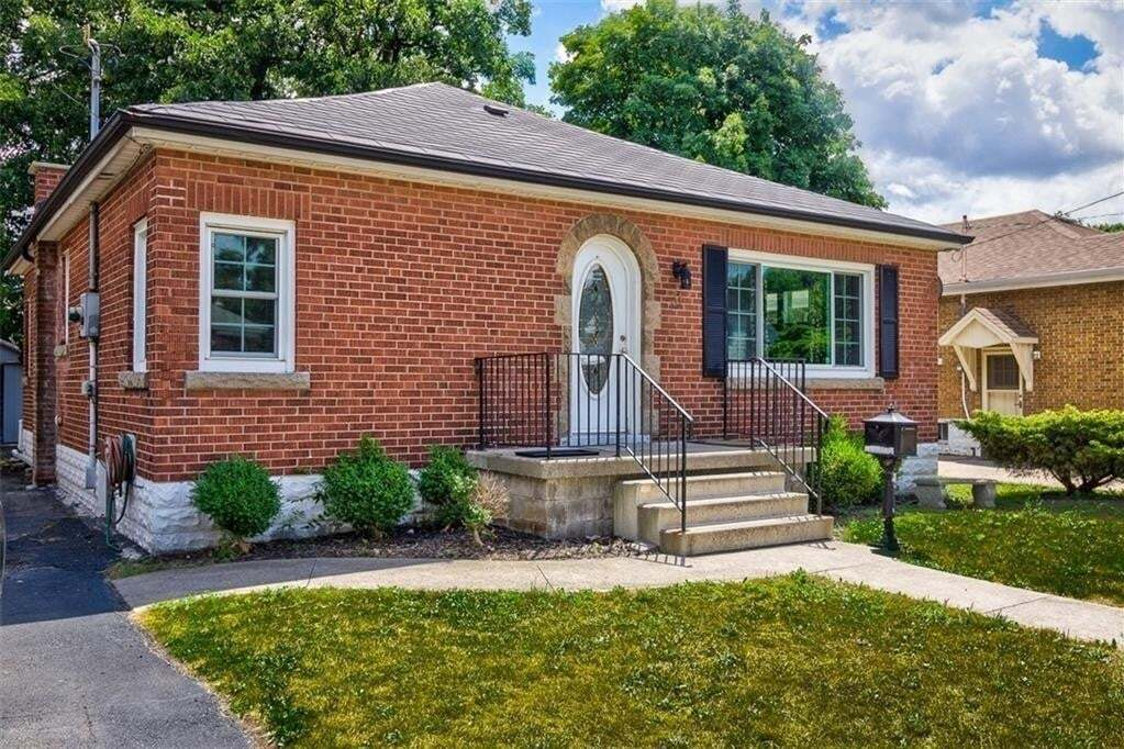 House for sale at 31 Vola Ct Hamilton Ontario - MLS: H4089042