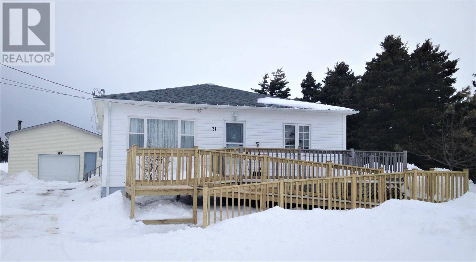 House for sale at 31 West St Stephenville Crossing Newfoundland - MLS: 1211588