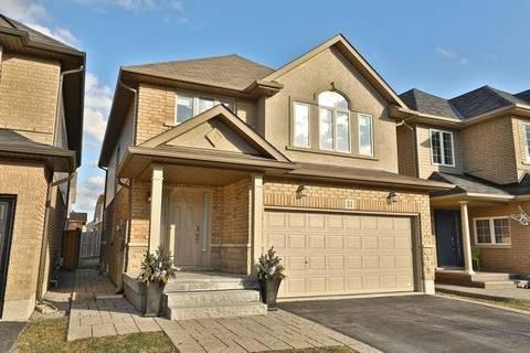 House for sale at 31 Whitworth Terr Hamilton Ontario - MLS: X4732277