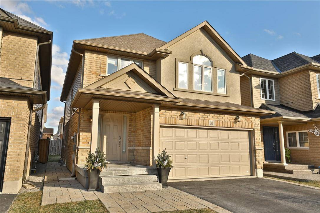House for sale at 31 Whitworth Te Stoney Creek Ontario - MLS: H4075678