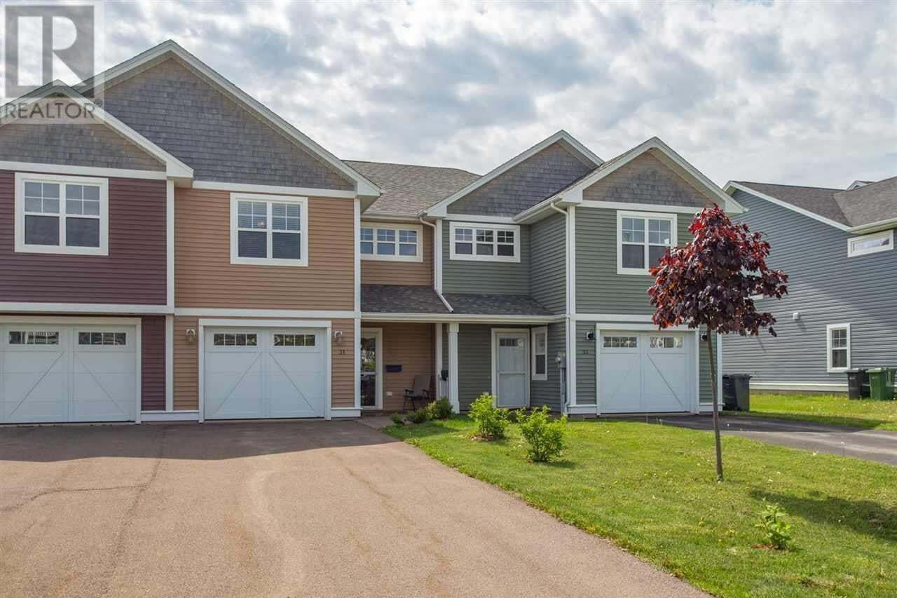 Townhouse for sale at 31 Williams Gt Stratford Prince Edward Island - MLS: 202009065