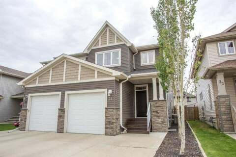 Townhouse for sale at 31 Windermere Cs Red Deer Alberta - MLS: A1007297