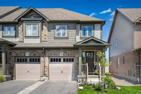 Townhouse for sale at 31 Winterton Crct Orangeville Ontario - MLS: W4776038