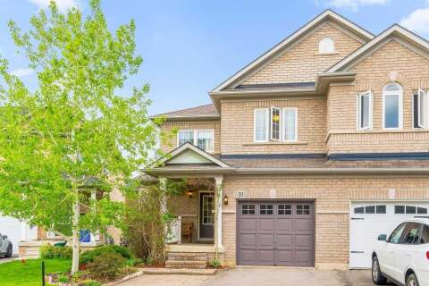 Townhouse for sale at 31 Woodcote Cres Halton Hills Ontario - MLS: W4768469